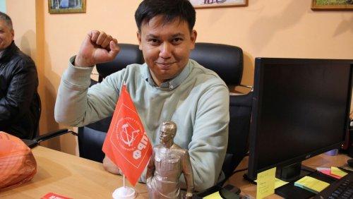 Parlamentswahl in Russland: Ein Nachwuchskommunist gegen die Kremlpartei