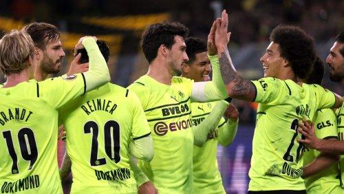 Impfquote in der Bundesliga: Bei Borussia Dortmund sind alle Spieler geimpft oder genesen
