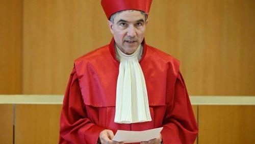 Karlsruhe: Befangenheitsantrag gegen Verfassungsgerichtspräsident Harbarth abgelehnt