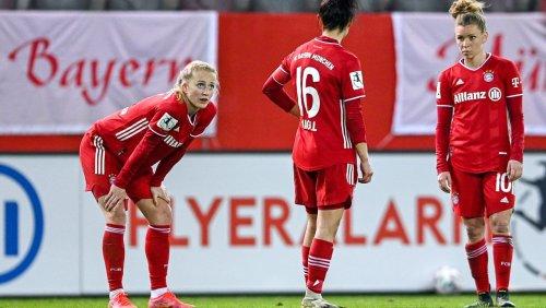 FC Bayern mit erster Saisonniederlage: Wieder Spannung in der Frauen-Bundesliga