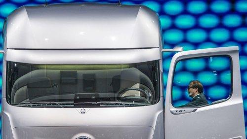 Aufspaltung: Daimler bringt Lkw-Sparte an die Börse