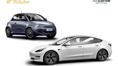 Tchibo vertreibt Elektroautos im Abo: Kaffee mit Milch und Tesla