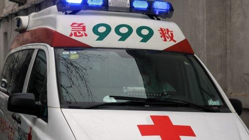 Provinz Jiangsu: Mehr als ein Dutzend Tote nach Hoteleinsturz in China