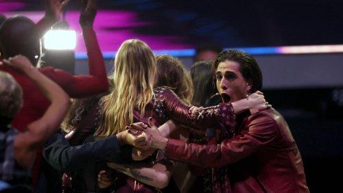 Italien siegt beim ESC: Der Rock'n'Roll lebt – in seinen coolen Gesten