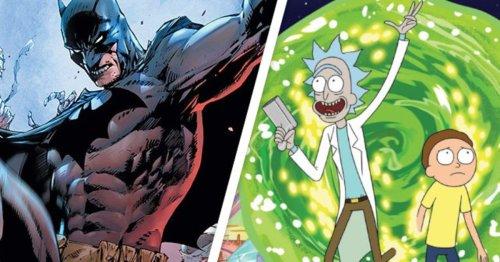 Batman und Rick & Morty in einem Spiel? Warner Bros. plant verrücktes Crossover