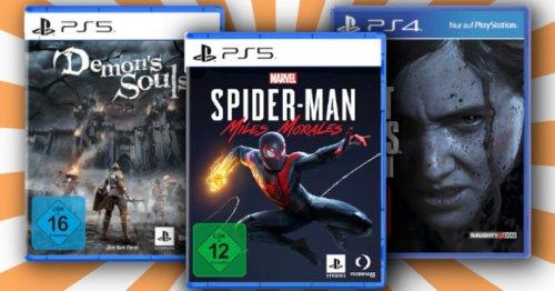 PS4 und PS5: Spiele-Bundles bei MediaMarkt im Angebot