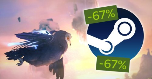 Knuddeliges Jump 'n' Run hüpft dank Sale in die Steam-Charts