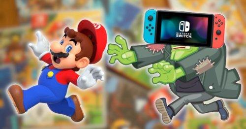 Keine Lust auf Nintendo: Fan baut sich seine eigene Switch