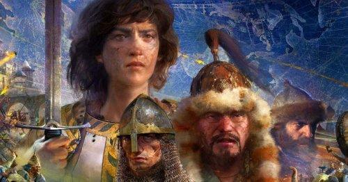 Spielt Age of Empires 4 kostenlos – nur für kurze Zeit!