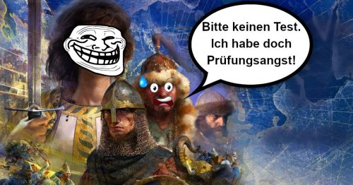 Age of Empires 4: Die Wiedergeburt der Echtzeitstrategie?