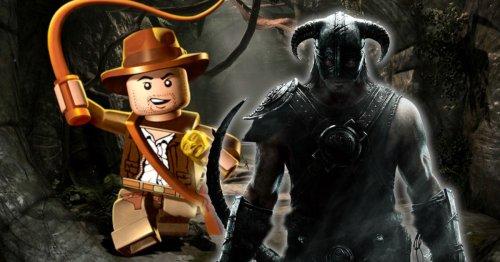 Skyrim: Fan übertrifft Indiana Jones bei seinem eigenen Trick