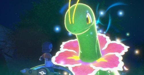 New Pokémon Snap: Gameplay-Trailer zeigt brandneue Features in Aktion