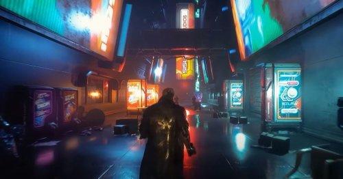 Neues Spiel sieht jetzt schon viel besser als Cyberpunk 2077 aus