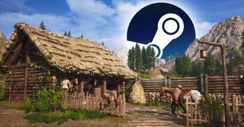 Wunderschöner Mittelalter-Hit: Survival-RPG stürmt die Steam-Charts