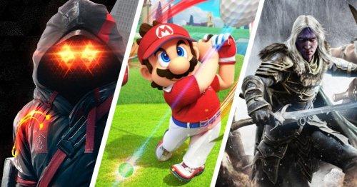 Releases: Jede Menge düstere Fantasy und Sport-Action