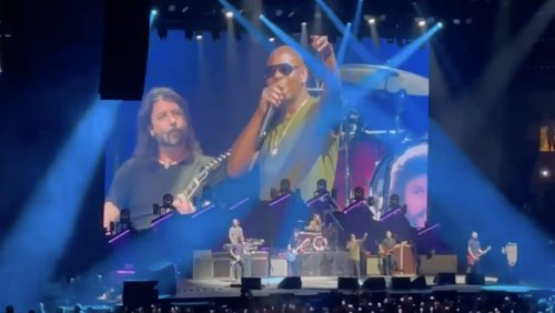 Watch Dave Chappelle and Foo Fighters Cover Radiohead's 'Creep'