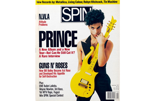 Fresh Prince: Spin's 1991 Cover Story   SPIN
