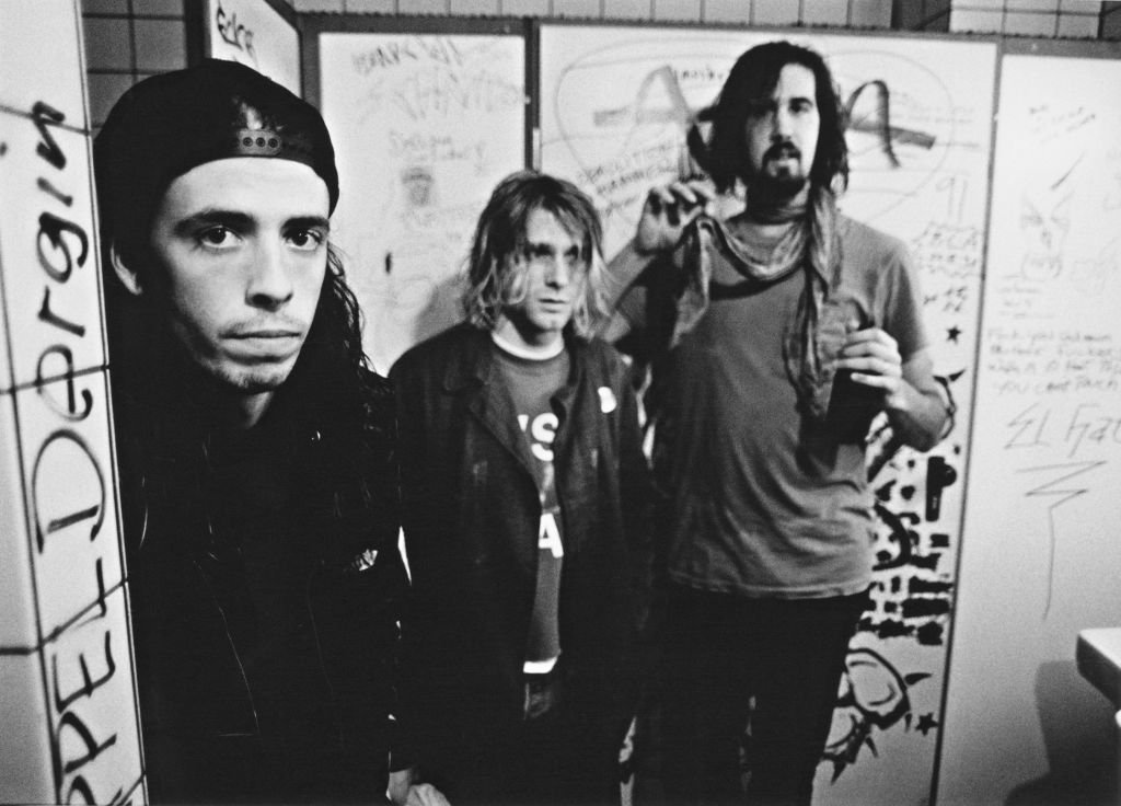 Dave Grohl Recalls Nirvana's Expectations For Nevermind