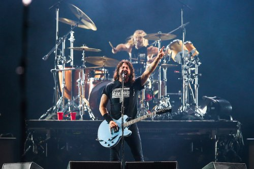 Foo Fighters Announce Intimate Show at Los Angeles' Canyon Club