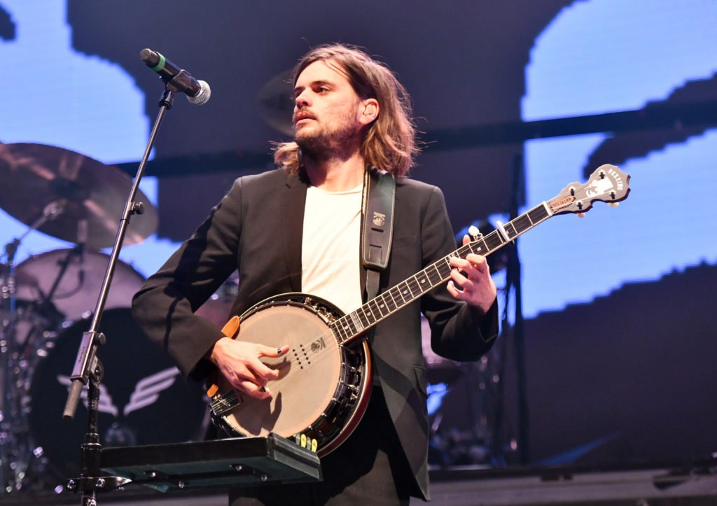 Mumford & Sons member to step aside after controversial Antifa comments