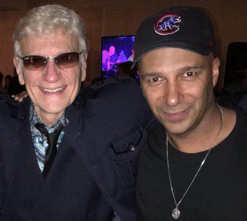 Tom Morello Teams With Ex-Styx Singer Dennis DeYoung on 'The Last Guitar Hero'