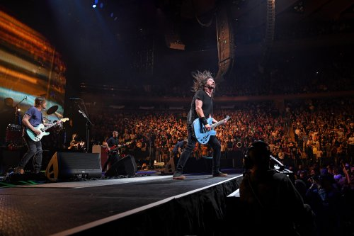 Foo Fighters to Play Forum in First 100 Percent Capacity Show in Los Angeles