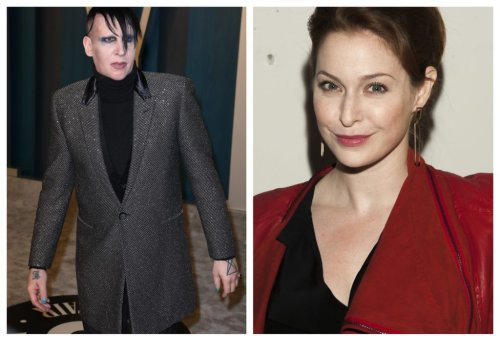 Marilyn Manson sued for 'human trafficking,' Nazi whippings, and electrocution by Game of Thrones' star Esmé Bianco
