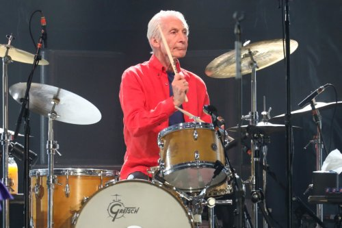Charlie Watts to Miss Upcoming Rolling Stones U.S. Tour