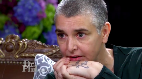 Watch Sinead O'Connor Discuss Mental Illness, SNL, Her Career, and More on Dr. Phil