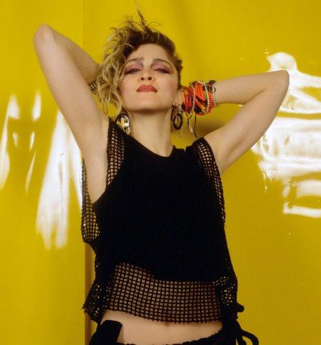 #3 Madonna