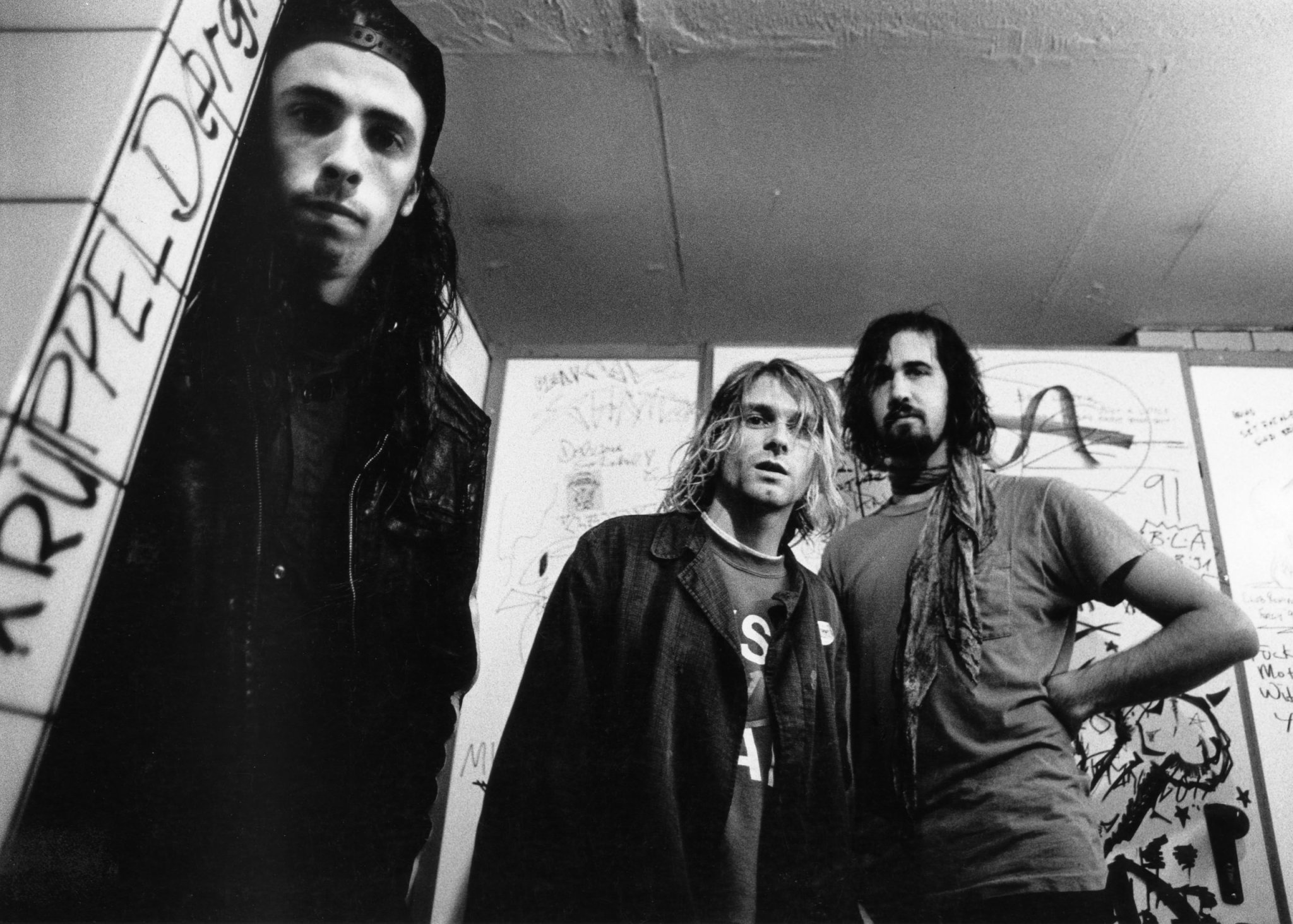 Dave Grohl reveals Nirvana's expectations for 'Nevermind'