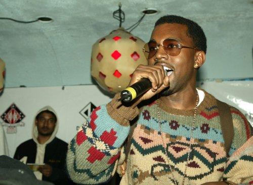 #23 Kanye West