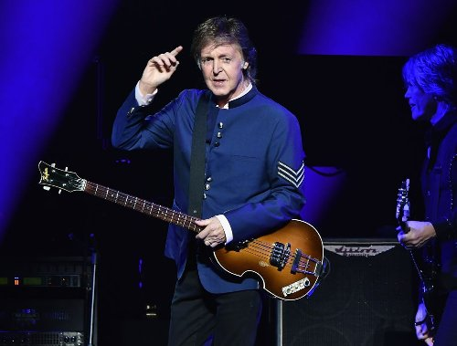 Paul McCartney to People Who Think Masks Infringe on Civil Liberties: 'That Is Stupid'