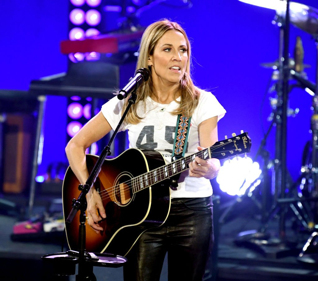 Sheryl Crow reveals harrowing story about touring with Michael Jackson