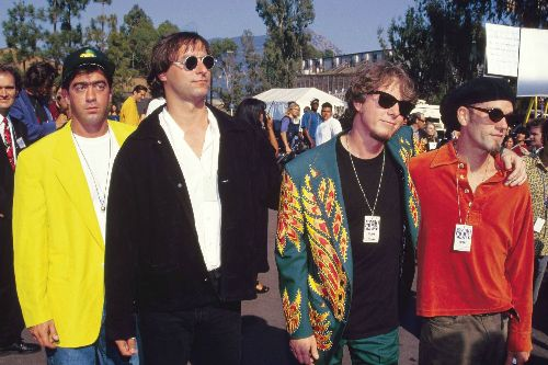 R.E.M.: SPIN's 1991 'Out of Time' Cover Story, 'Going for Baroque'   SPIN