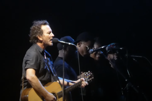 Watch Pearl Jam Live-Debut 'Gigaton' Tracks at First Show in Three Years