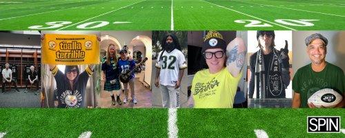 Your favorite rock stars predict the NFL season
