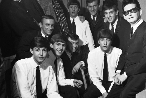 Paul McCartney Pays Tribute to His 'Biggest' Rival Gerry Marsden