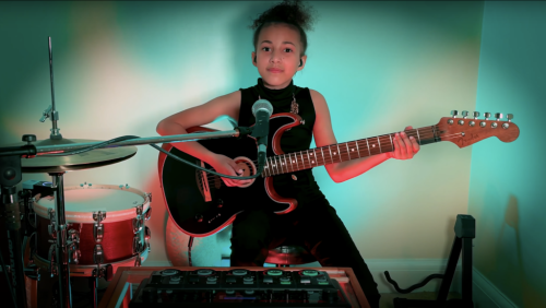Pixies Praise Nandi Bushell for 'Where Is My Mind?' Cover