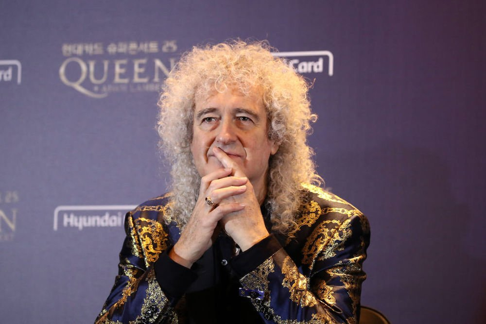 Queen's Brian May Has a Special Word For Anti-Vaxxers, Including Eric Clapton