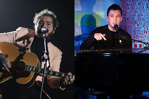 """Post Malone & Twenty One Pilots Cover Oasis' """"Don't Look Back In Anger"""" at Leeds Festival"""