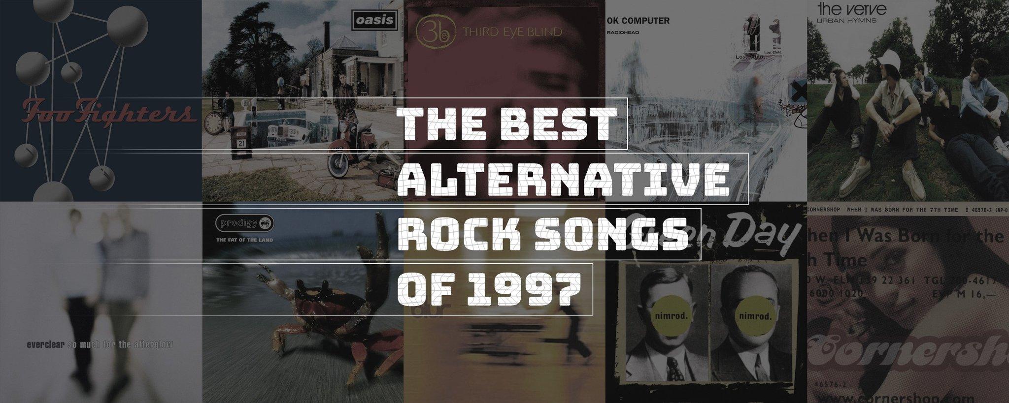 79 Best Alternative Rock Songs of 1997