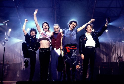 What we said about the Rolling Stones in 1989