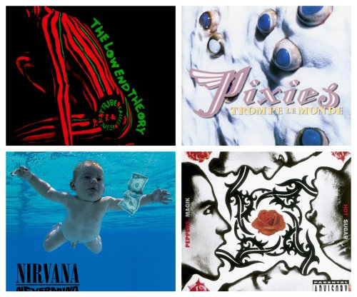 These underrated albums turn 30 this year