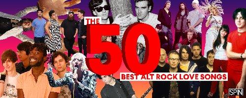 The 50 Best Alt-Rock Love Songs