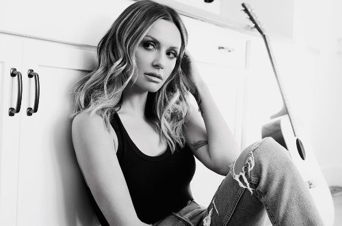 Carly Pearce's Candid Country