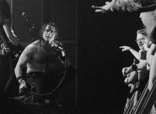 Glenn Danzig: Our 1991 Cover Story   SPIN
