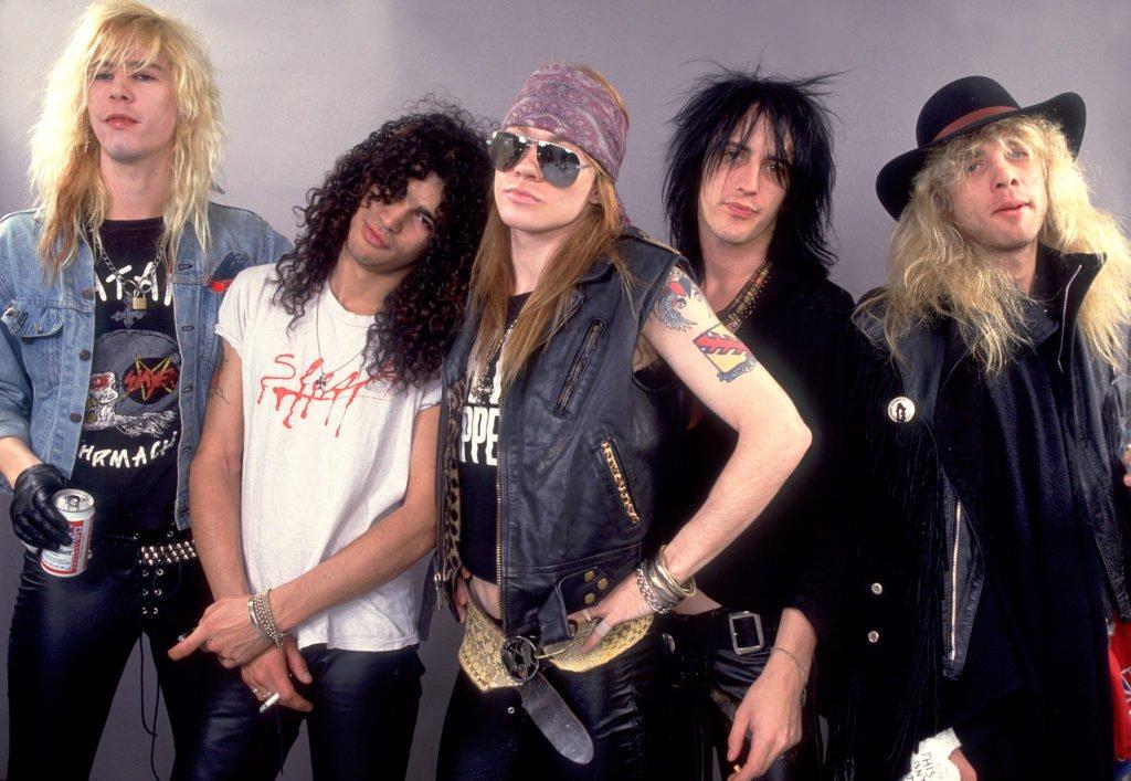The Real Reasons Guns N' Roses Imploded