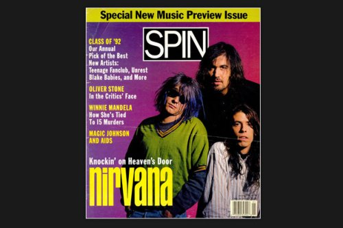 Nirvana: The 1992 'Nevermind' Cover Story, 'Heaven Can't Wait'