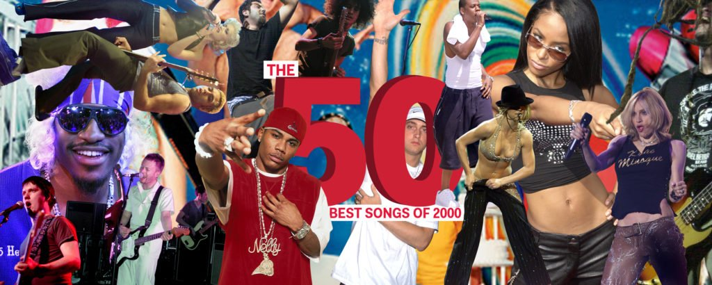 The 50 Best Songs of the Year 2000